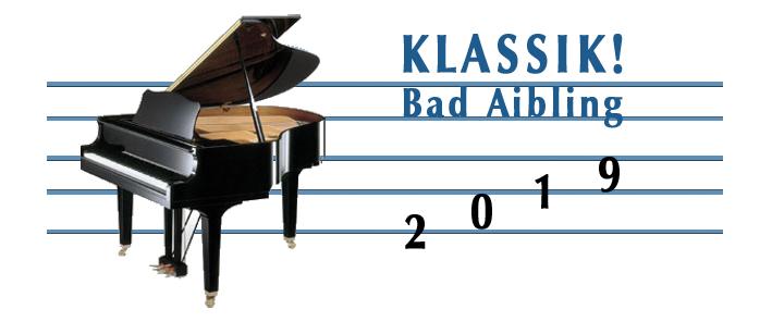 Programm Klassik Bad Aibling